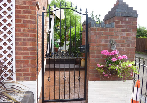 Wrought Iron Garden Gates Coventry West Midlands ...